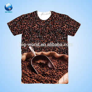 2016 custom design fashion t shirt/2015 promotion oem tshirt