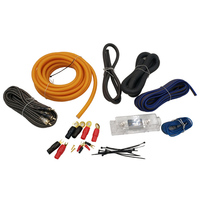 car audio 4 ga gauge amp wiring kit