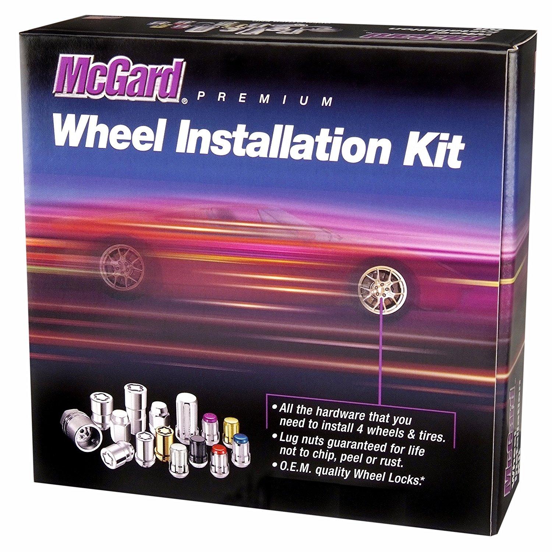 McGard 24137 WHEEL LOCK 12MM x 1.50 CONICAL SEAT 4