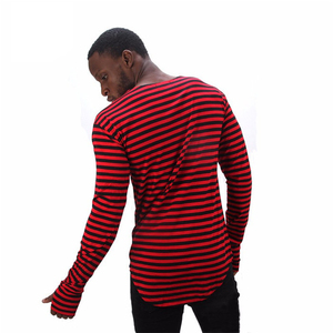 30b214566fca Long Sleeve T Shirt With Thumb Hole Wholesale, Shirt Suppliers - Alibaba