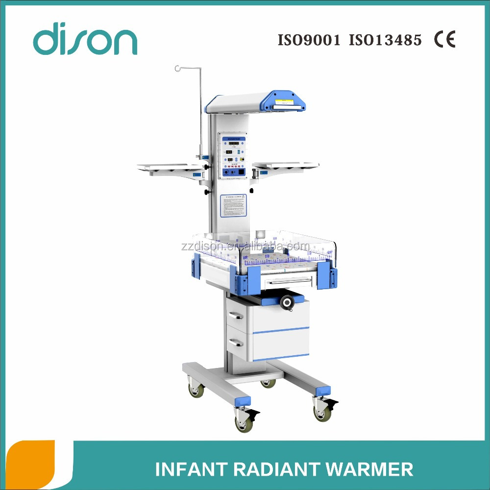 2016 hot sale hospital equipment low price infant radiant warmer