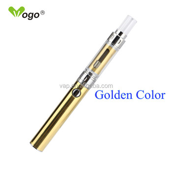 Dual Coil Adjule Voltage 900mah Battery E Tron Electronic Cigarette