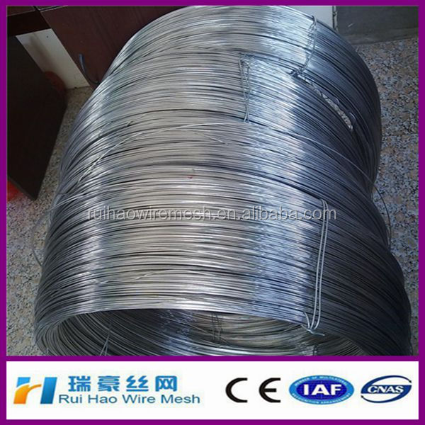 hebei high grade decorative stainless steel wire in the spool