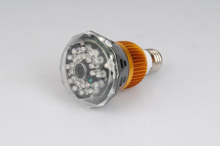 Hidden Camera Light Bulb Security Surveillance Camera Factory ...