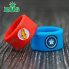 RHS Popular FDA Non-slip Ecig Mechanical Mod Silicone Custom Vape Bands