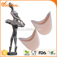 silicone pointed shoes toe pads for ballet dance