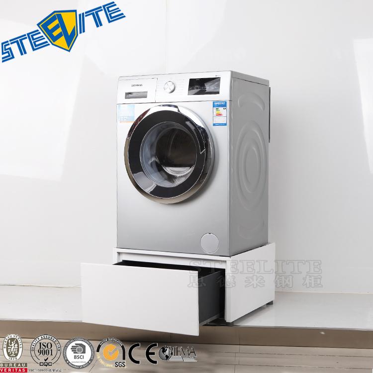 Extrem Europäischen Stil Modern Waschküche Möbel Weiß Waschmaschine EC66
