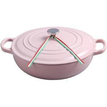 Carrefour Enamel Cast Iron Stew Pots 30x6cm Buy Antique Cast Iron