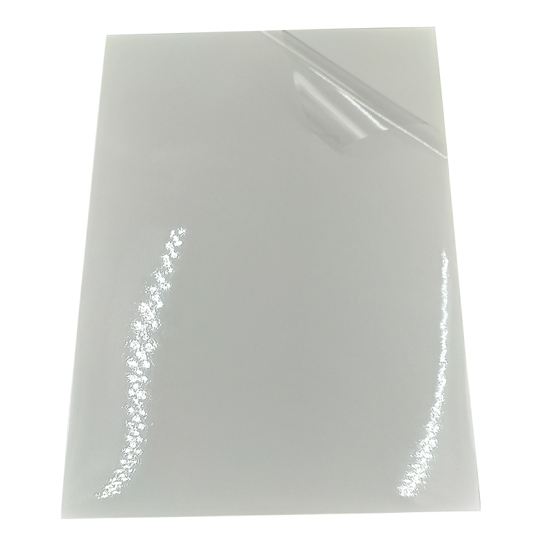 Self Adhesive Clear Pvc Film Vinyl Hard Plastic Roll Or Sheet