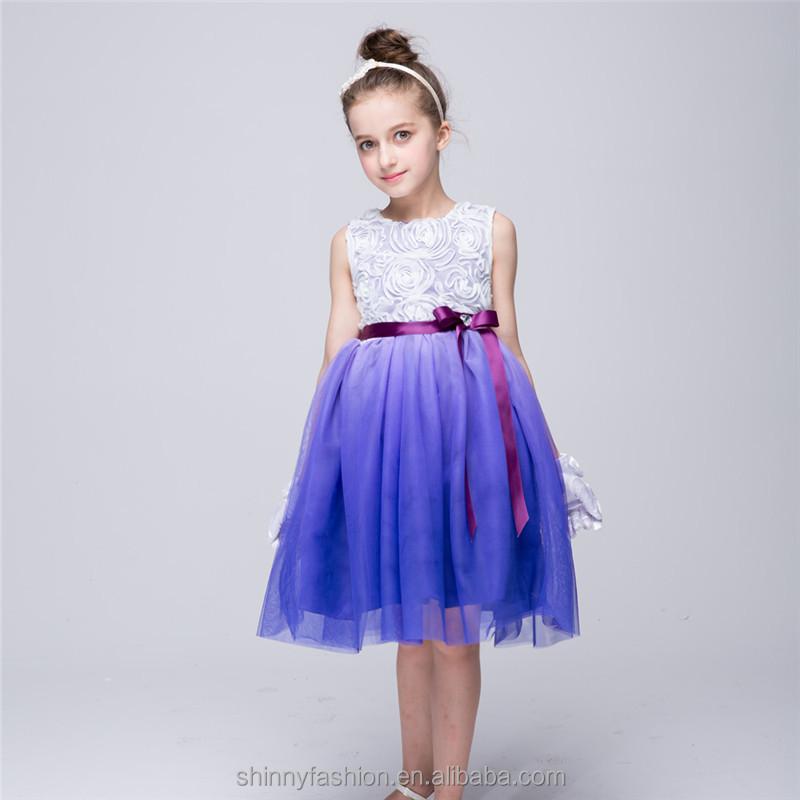 Venta al por mayor birthday dresses for girls largos-Compre online ...