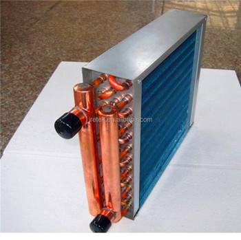 Outdoor Wood Furnace Stove Heat Exchanger 18x18 Water To Air Heat