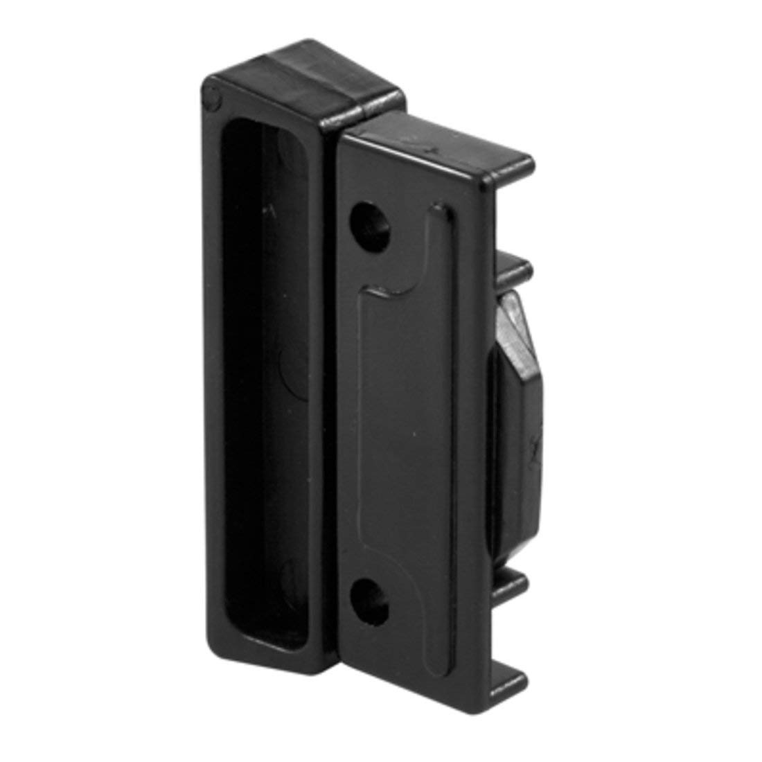 White Plastic Prime-Line Products F 2504 Sliding Window Latch and Pull Auto Latch Keller