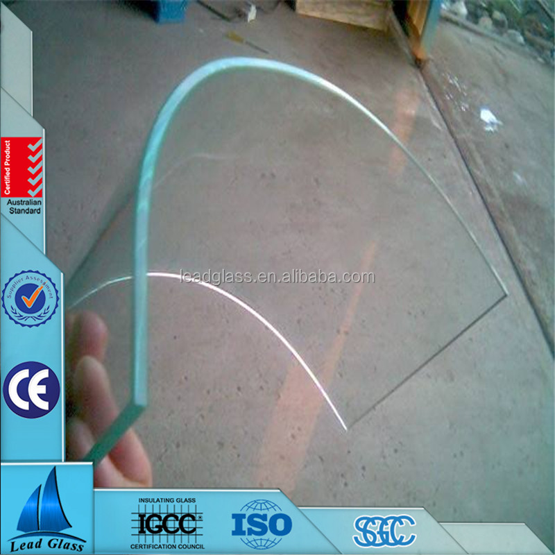 Good curved glass extractor 60cm, curved glass double glazing