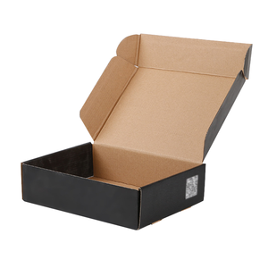 Cheap black subscription storage custom printed folding cardboard transport packaging hat Box