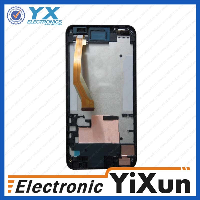 Alibaba express for htc desire 816 lcd screen, full housing front and back for htc one m7 with lcd