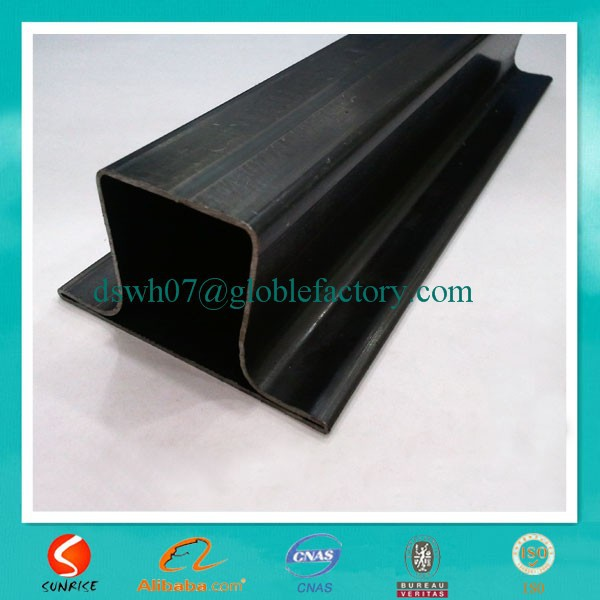high quality ltz steel window profile tubes