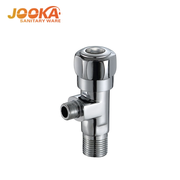 Water saving angle valve quick stop valve/3/8 shower stop cock
