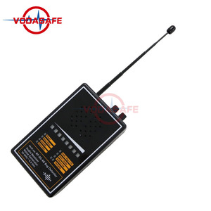 50 MHz ~ 6.0 GHz 2.4GHz/5.8GHz Hidden Camera And Audio Bug Detector