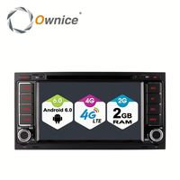 Ownice C500 Quad core android 6.0 car stereo for VW Touareg T5 Transporter support 4G support DAB+