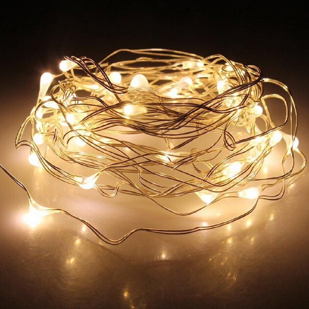 get quotations lightbuy 7ft 20 leds led copper strings starry lights fairy lights led lights strings christmas