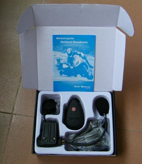GPS Bluetooth Motorcycle Helmet Headset With FM Radio T-9083