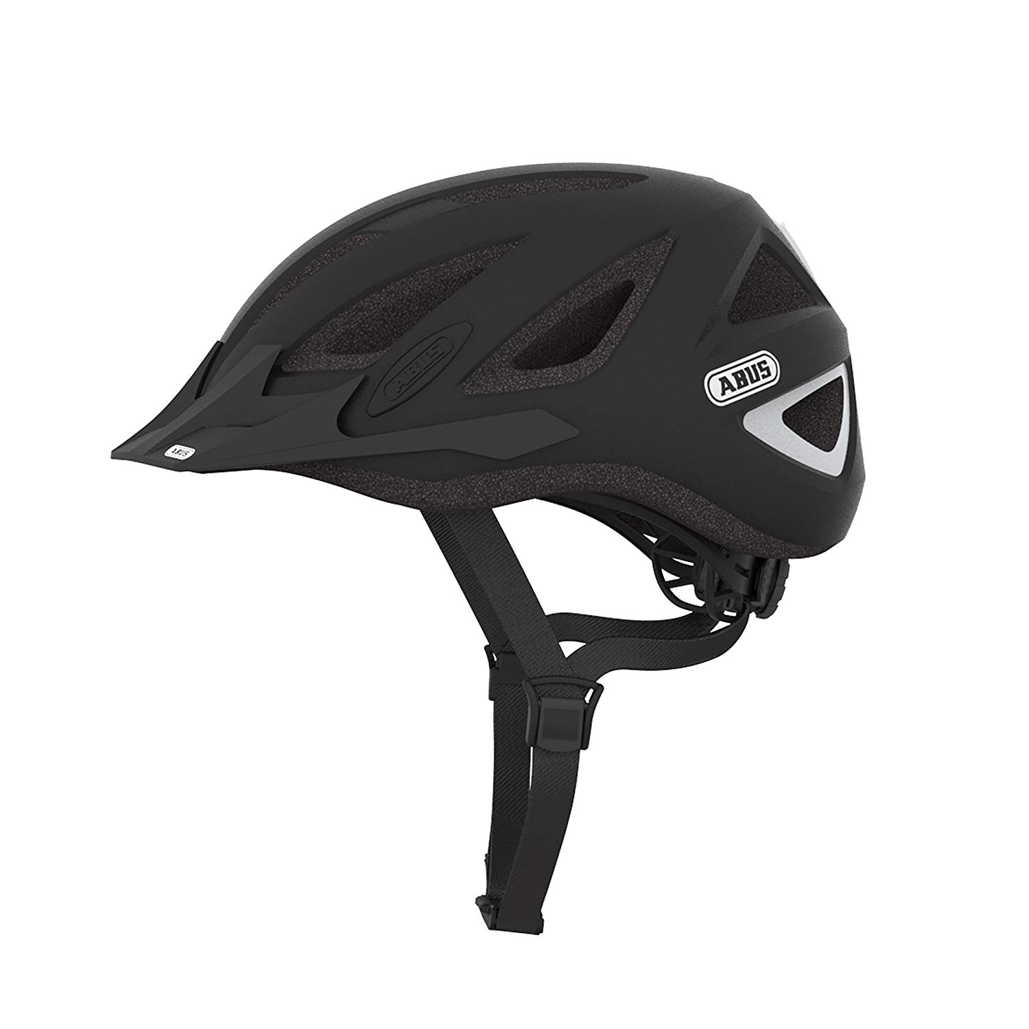 ABUS Urban-I V. 2 Bicycle Helmet Black Velvet Black Size:56-61 cm [Sports]