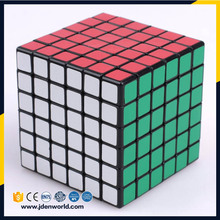 Chinese supplier white 6x6x6 7cm shengshou magic cubes