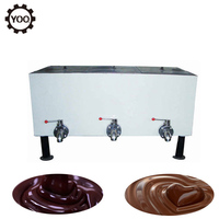 FI10174 customize chocolate mass processing machine melt cocoa butter cocoa melting tank