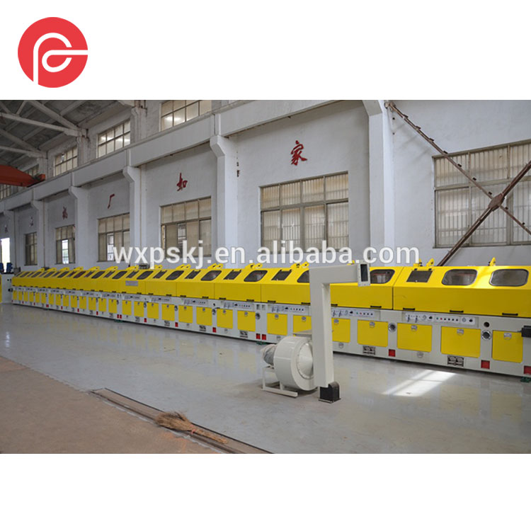 Automatic wire making/drawing machine