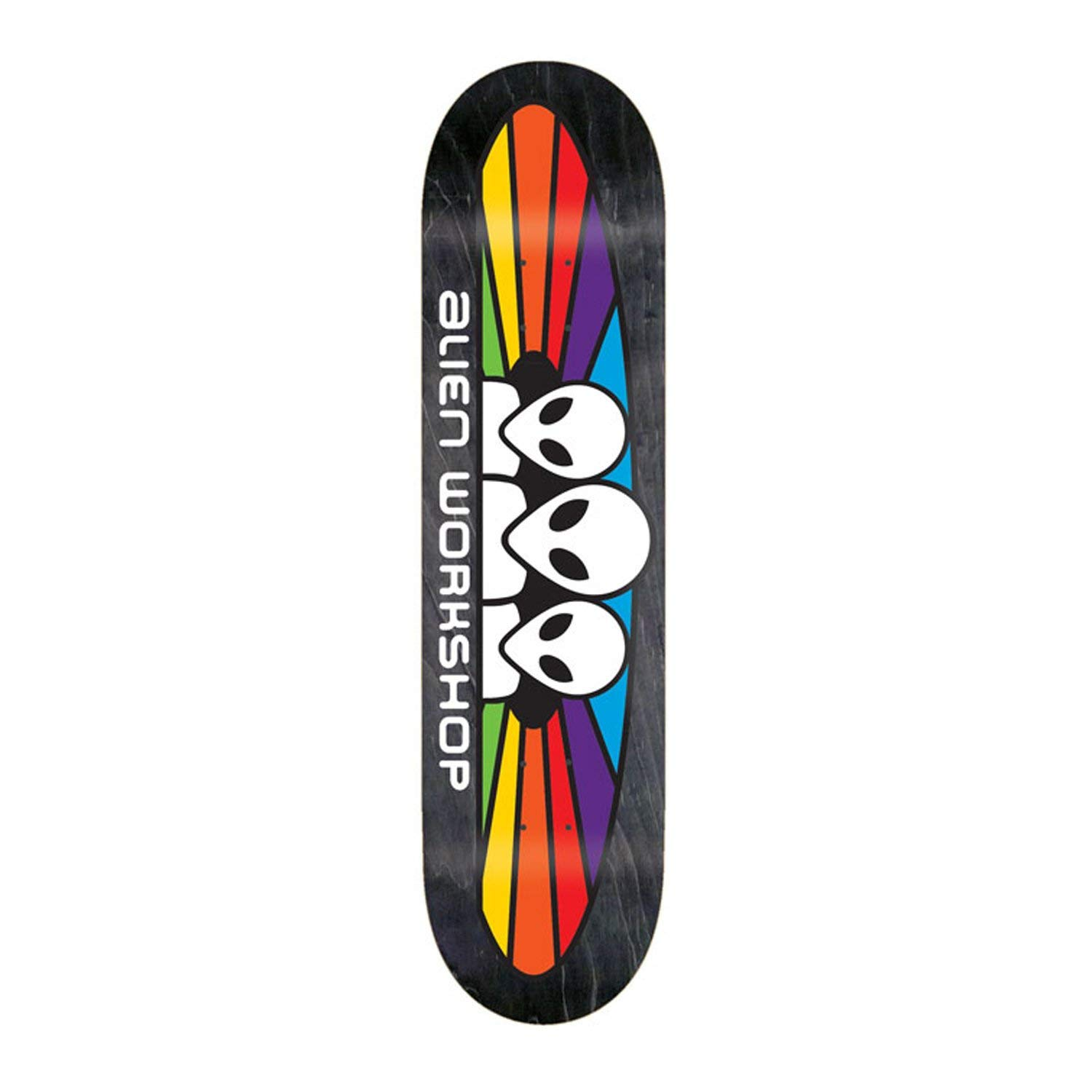 "ALIEN WORKSHOP Skateboard Deck SPECTRUM LG 8.25"" (assorted colors)"