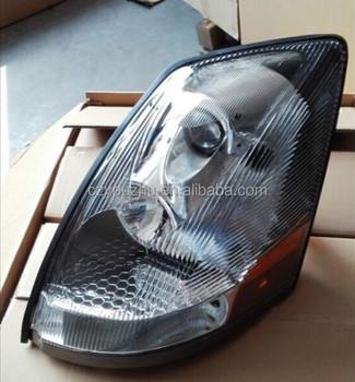 American Semi Truck Body Parts Chrome Regular Type Head Lamp For Volvo Vnl  - Buy Semi Truck Head Lamp,Truck Parts Chrome,Head Lamp For Volvo Product