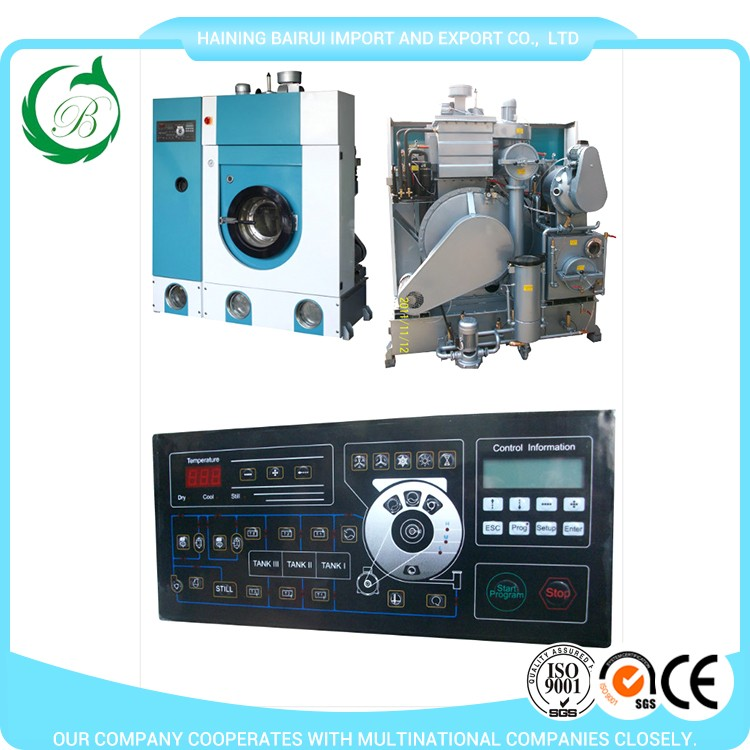 8kg to 30kg dry cleaning equipment commercial dry cleaning machine