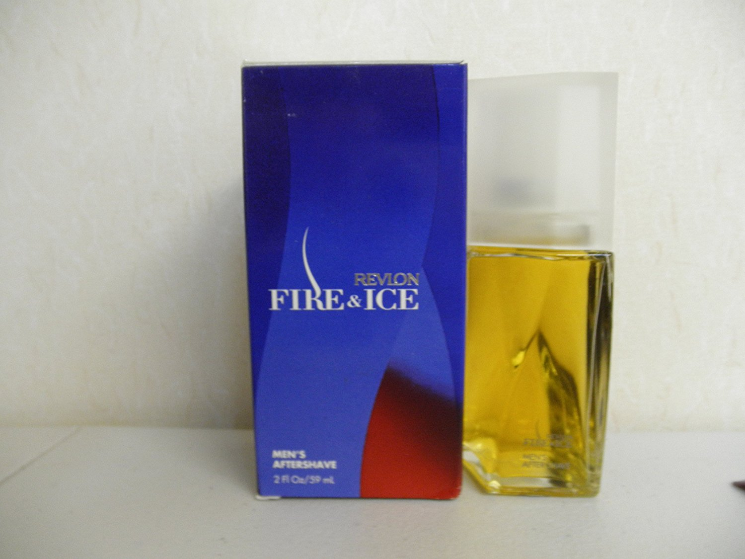Fire & Ice Mens Aftershave 2oz
