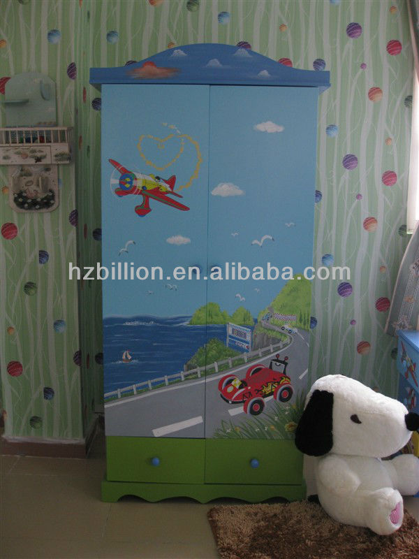 Colourful Wooden Children Bedroom Wardrobe For Storage - Buy Children  Bedroom Wardrobe Design,Colourful Wooden Wardrobes,Childrens Bedroom  Wardrobe ...
