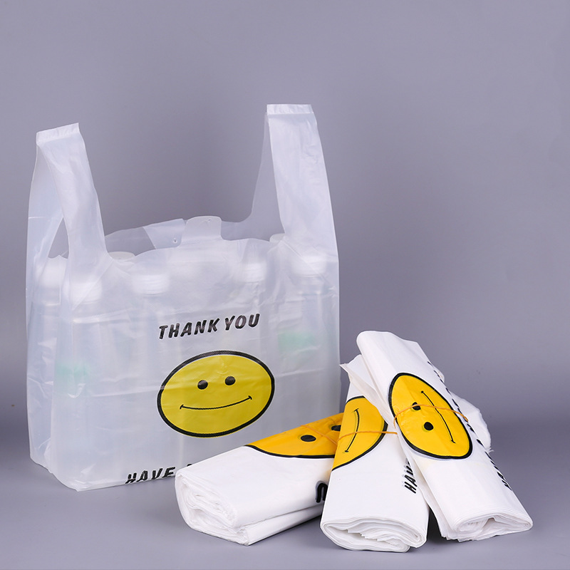 Grocery Bag Biodegradable Ping