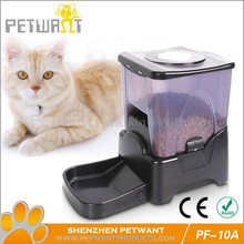 99 Meals Automic pet feeder PF-10A pet dog feeder Automatic digitally timed automatic pet feeder
