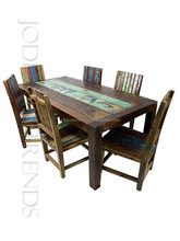 Reclaimed wood furniture made in india , Indian Reclaimed wood furniture suppliers