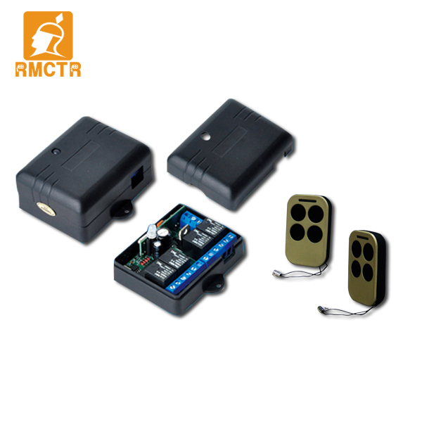 4ch Wireless Rf Remote Control Transceiver Relay Door