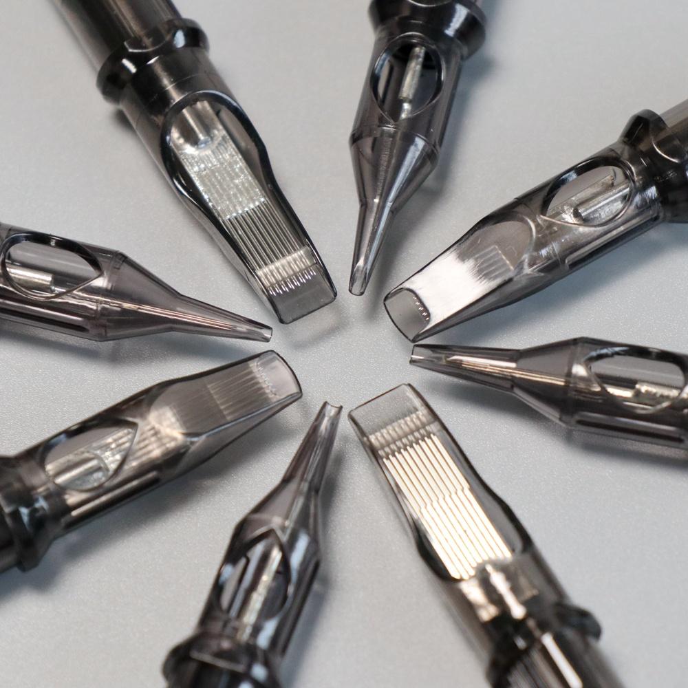 Infinite Tattoo Cartridge Needle, Membrane Tattoo Needle Cartridge, 1209M1(closed mag)