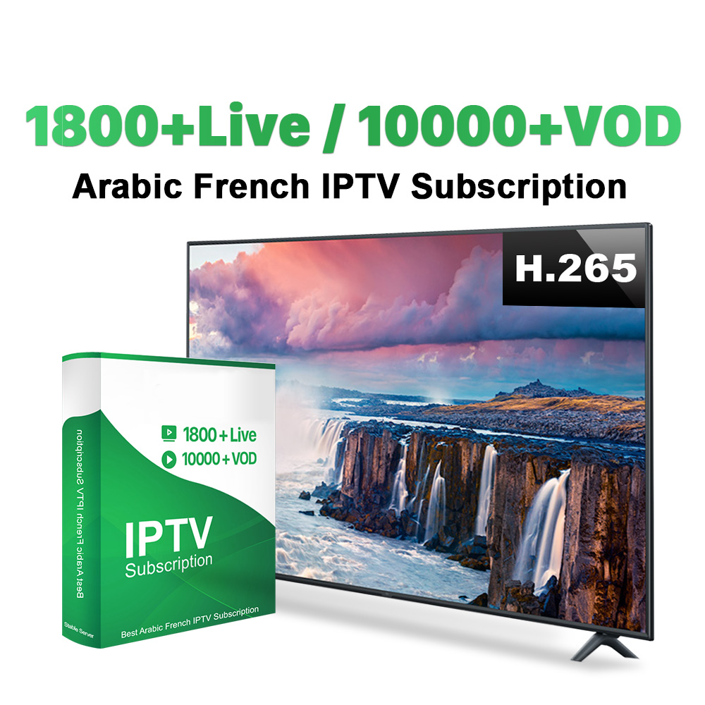 Alibaba.com / Free Test Arabic French IPTV Channels Account Subscription Code 1 Year IP TV Abonnement