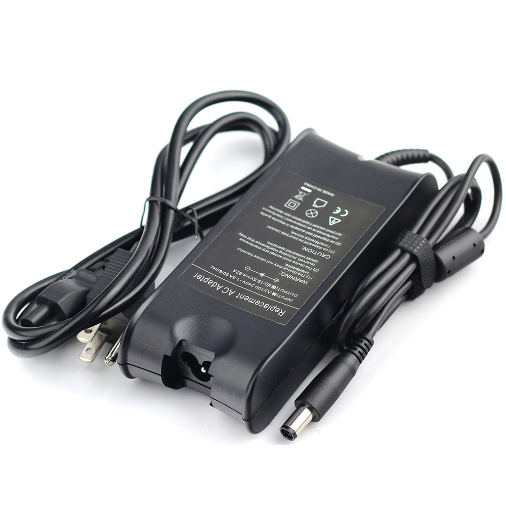 Laptop Adapter for DELL 19.5V 4.62A 7.4mm*5.0mm