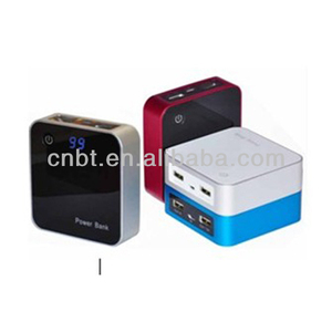 high capacity power bank for mobil phone for digital products