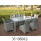 UV Resistant French Style Furniture Set Synthetic Rattan Furniture Outdoor Furniture Rattan