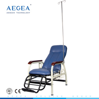 AG-TC001 CE ISO back section adjust by manual patient therapy chair