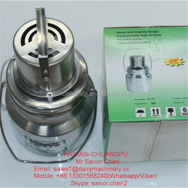 Food Grade Electric Milk Shake Mixer Of 20L Capacity
