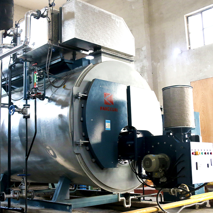 good quality oil fuel  condensing steam boiler system cheap sale