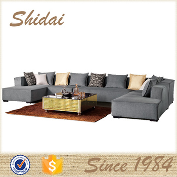 G1103 Big Size Arab Style Wooden Sofa Set Designs And Prices