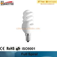 T2 half spiral 6400K E26 110V