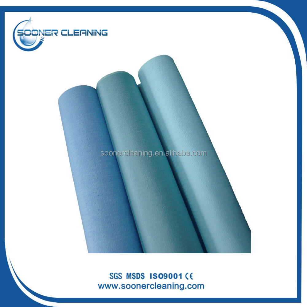 Spunlace Nonwoven Fabric Big Roll Dupont Replacement