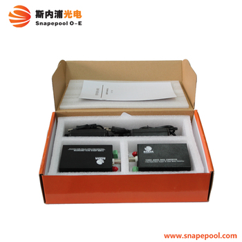 1 / 2 / 4 / 8 / 16 Channel Video Coaxial to Fiber Converter